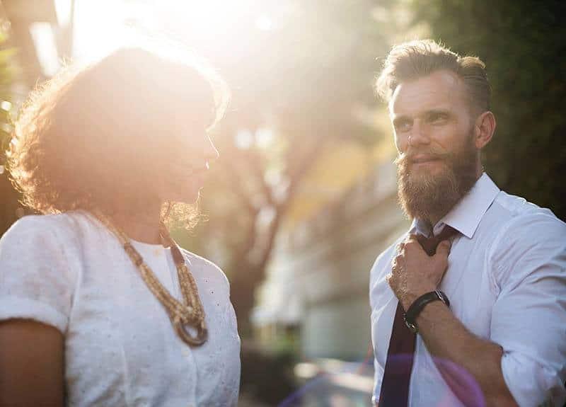 25 Anzeichen Dafür, Dass Er Angst Davor Hat, Wie Sehr Er Dich Mag