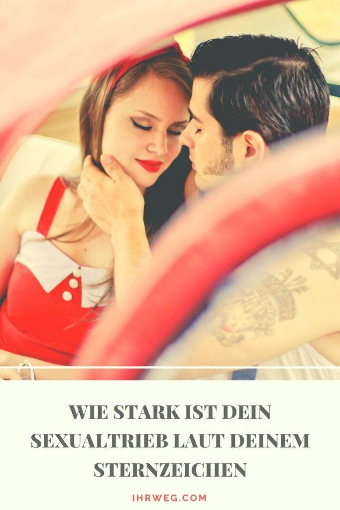 Wie Stark Ist Dein Sexualtrieb Laut Deinem Sternzeichen