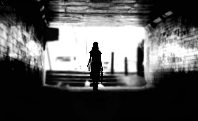 An Das Mädchen, Das Durch Die Hölle Gegangen Ist