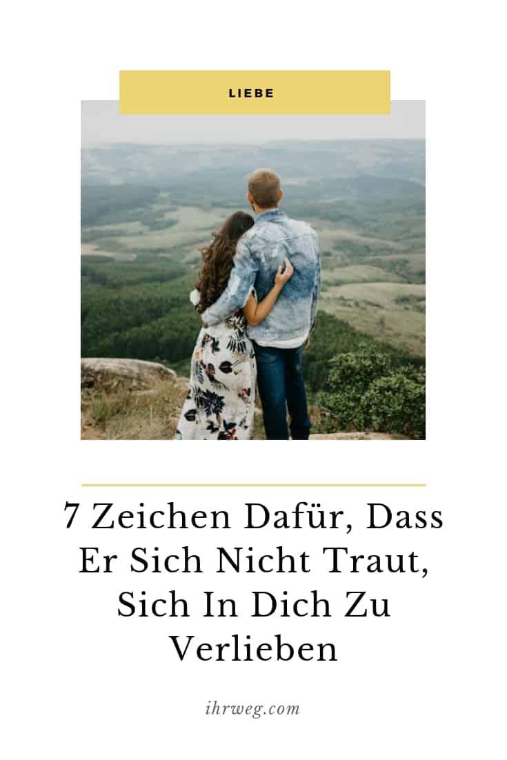 7 Zeichen Dafür, Dass Er Sich Nicht Traut, Sich In Dich Zu Verlieben