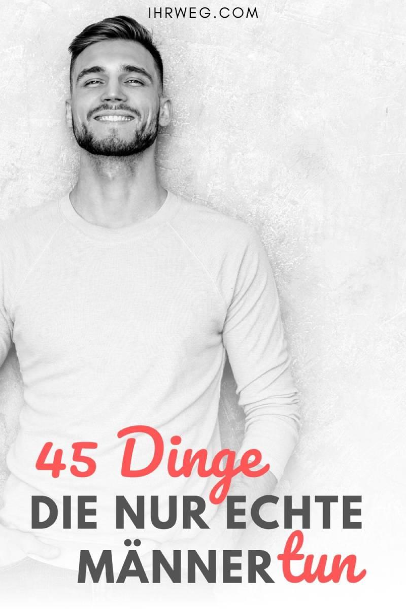Pinterest 45 Dinge, Die Nur Echte Männer Tun