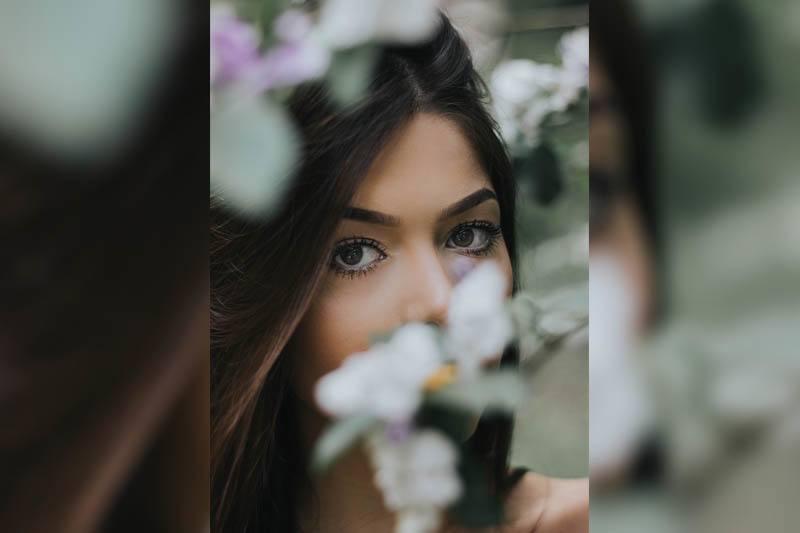 Wahre Seelenverwandte Erkennen Sich An Den Augen