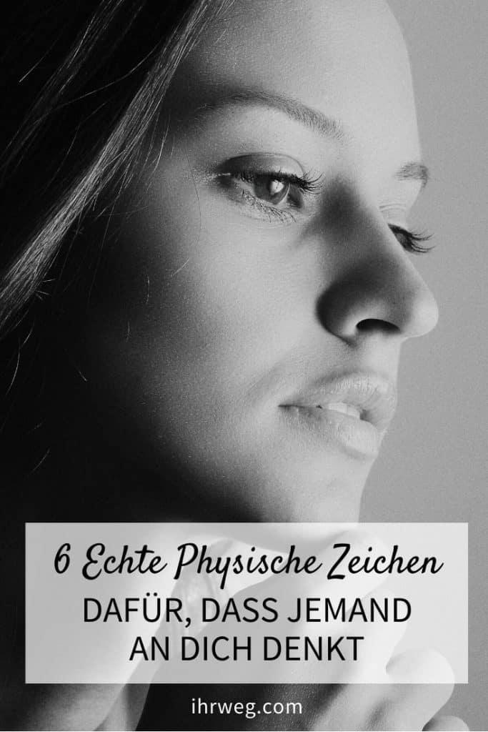 6 Echte Physische Zeichen Dafür, Dass Jemand An Dich Denkt
