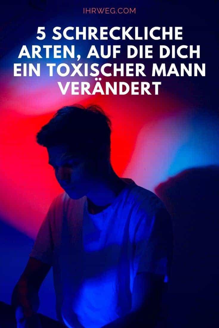 Toxischer Mann