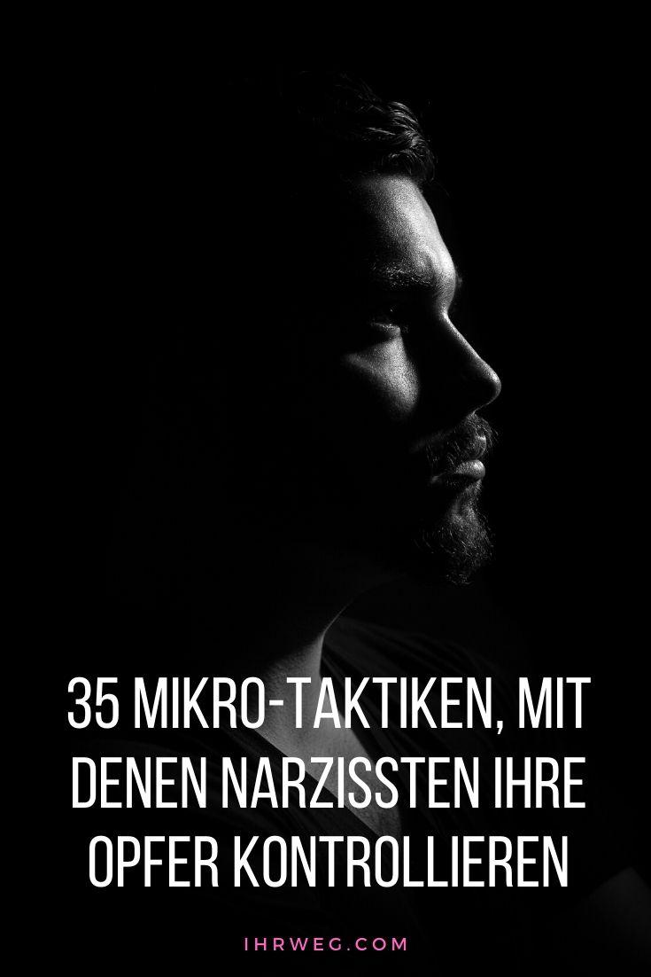 35 Mikro-Taktiken, Mit Denen Narzissten Ihre Opfer Kontrollieren