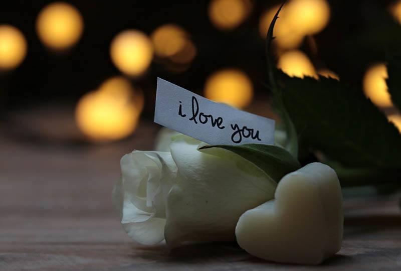 ich liebe dich süße