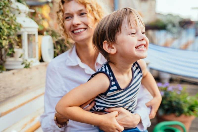 An Alle Alleinerziehenden Mütter Da Draußen: Ihr Seid Die Wahren Helden