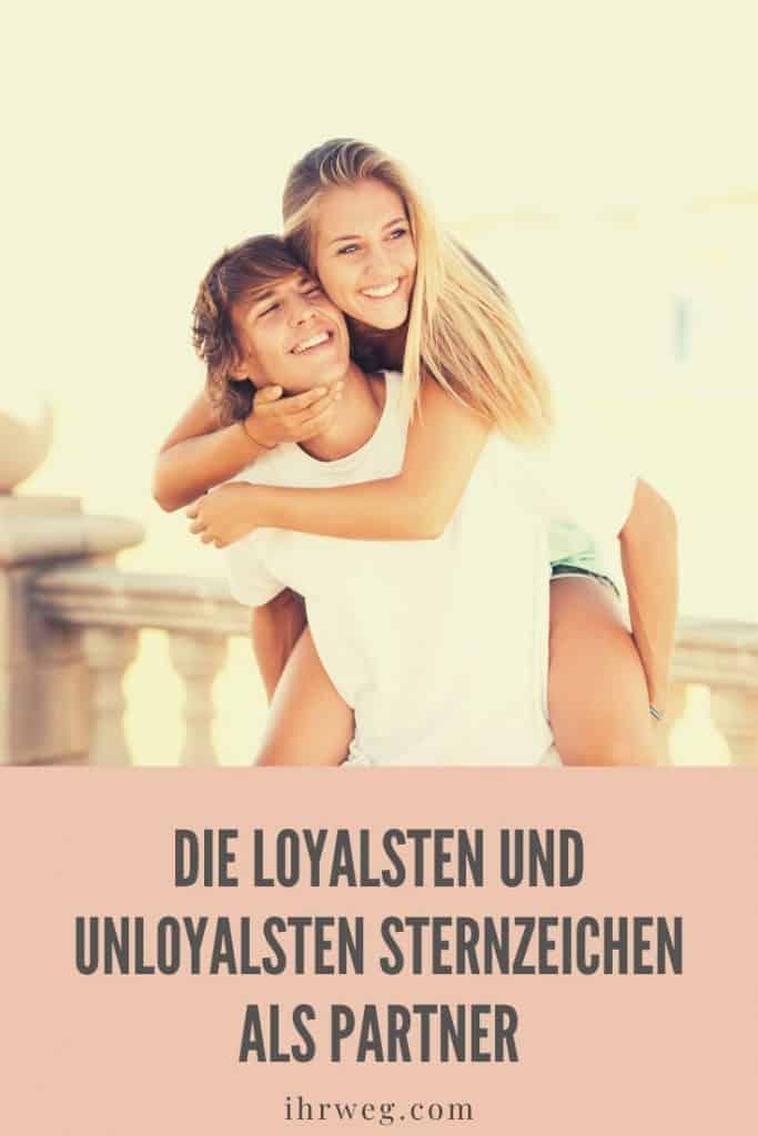 Die Loyalsten Und Unloyalsten Sternzeichen Als Partner