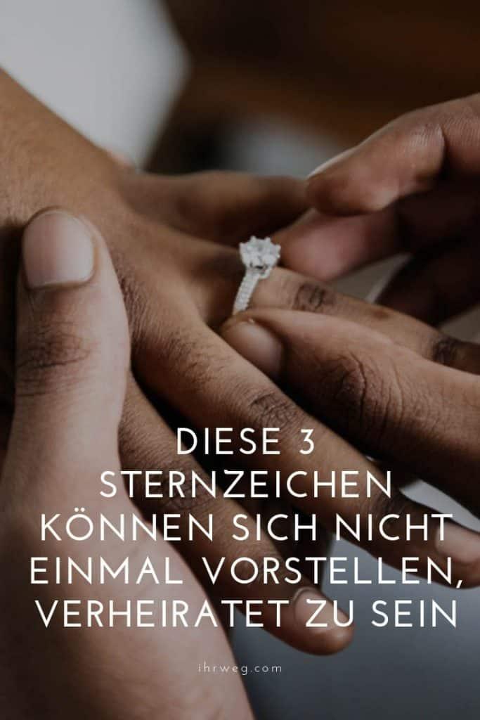 Diese 3 Sternzeichen Können Sich Nicht Einmal Vorstellen, Verheiratet Zu Sein