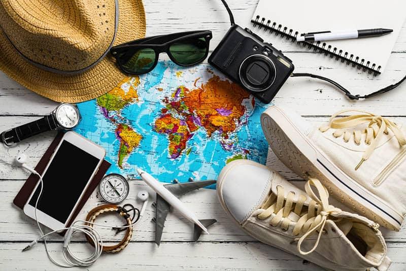 25 Top Flitterwochenziele rund um die Welt, die Sie besuchen sollten