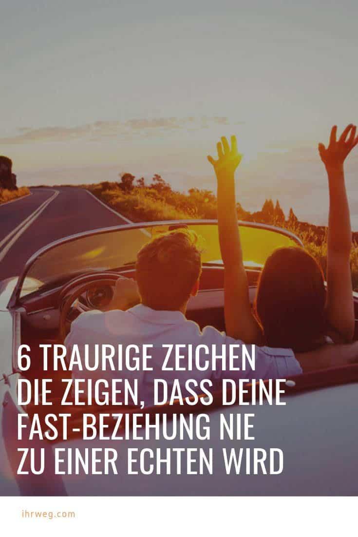 6 Traurige Zeichen Die Zeigen, Dass Deine Fast-beziehung Nie Zu Einer Echten Wird