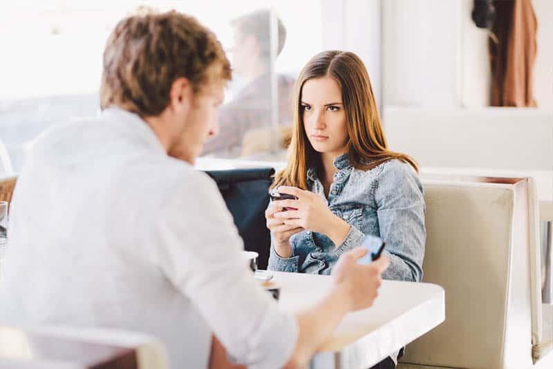 Männer wollen nicht mehr flirten