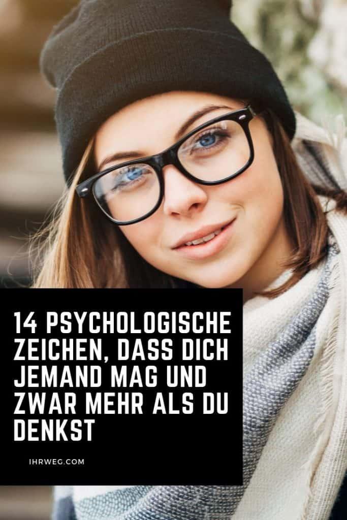 14 Psychologische Zeichen, Dass Dich Jemand Mag Und Zwar Mehr Als Du Denkst