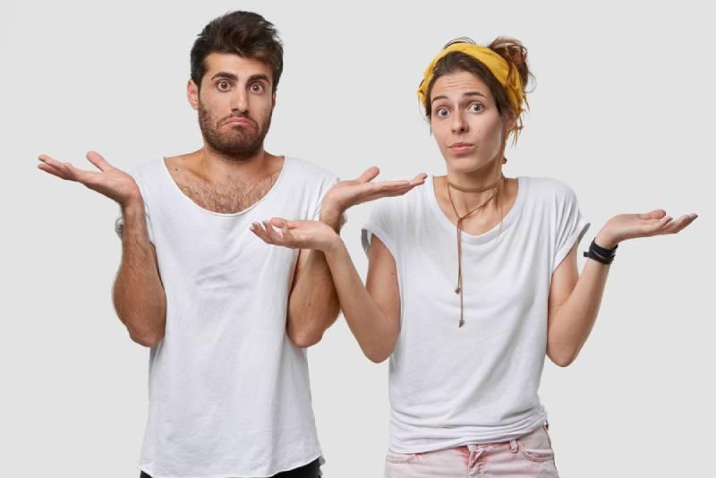 Porträt Des Paares, Das Zeichen Nicht Kennt