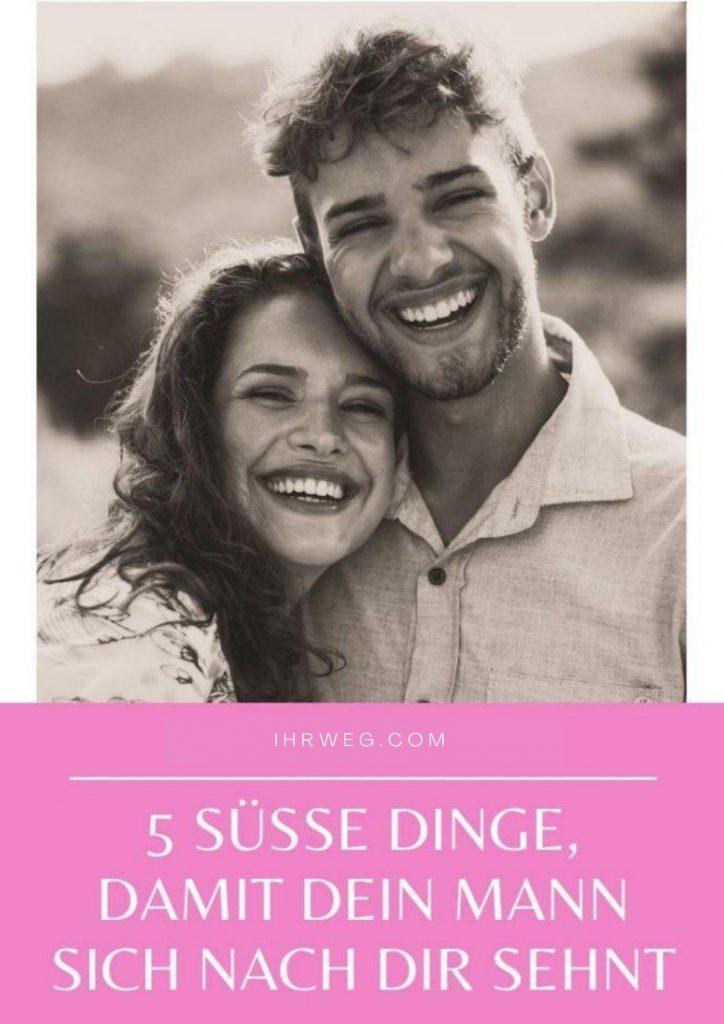 5 Süße Dinge, Damit Dein Mann Sich Nach Dir Sehnt