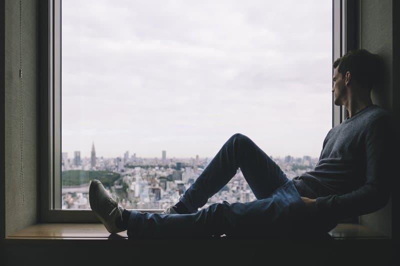Sich männer in zurück der maeririter: kennenlernphase ziehen warum Mann zieht