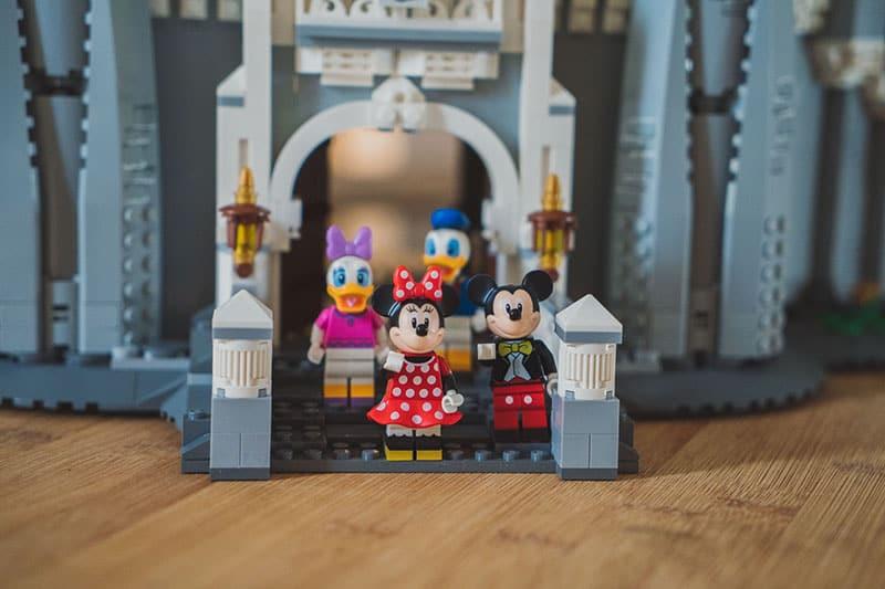 Disney Zeichentrickfiguren