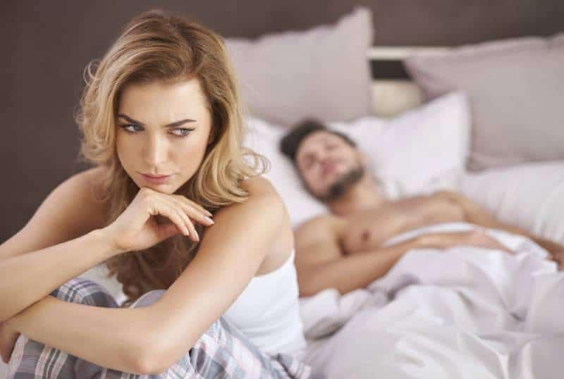 Mangelnde Kommunikation in der Beziehung ist das Schlimmste