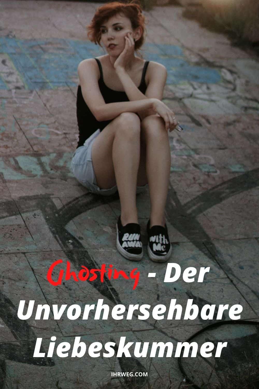 Ghosting - Der Unvorhersehbare Liebeskummer