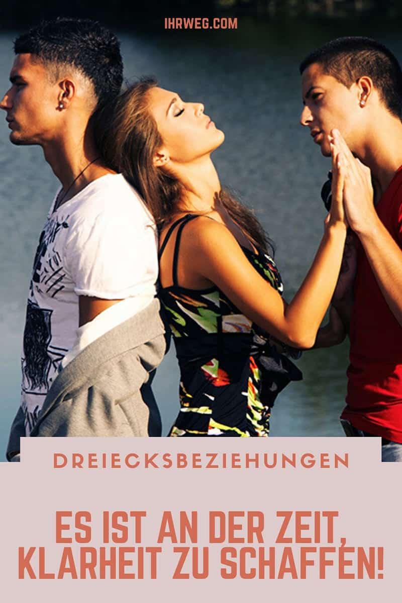 Dreiecksbeziehungen: Es Ist An Der Zeit, Klarheit Zu Schaffen!