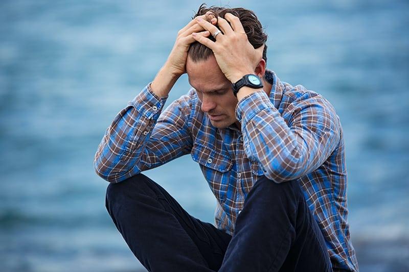Warum Trennen Sich Männer Nicht, Wenn Sie Unglücklich Sind?