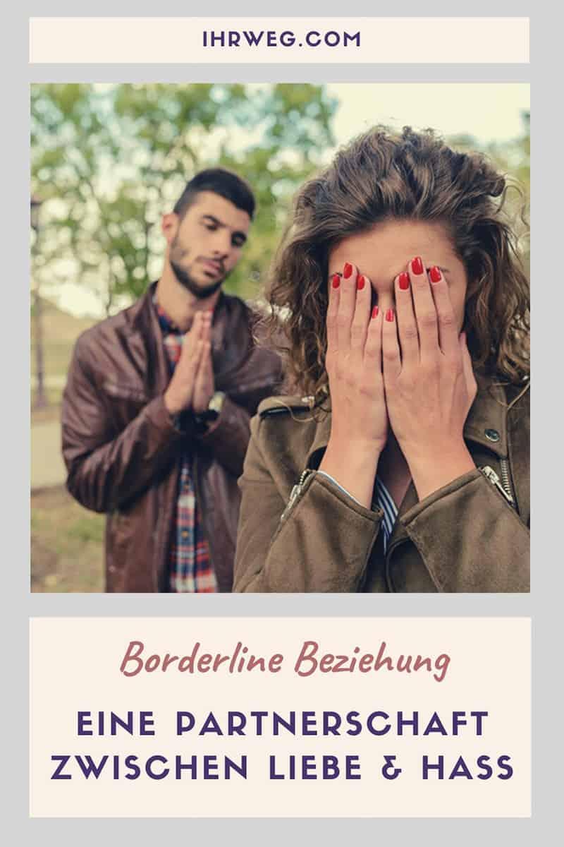 Borderline Beziehung: Eine Partnerschaft Zwischen Liebe & Hass