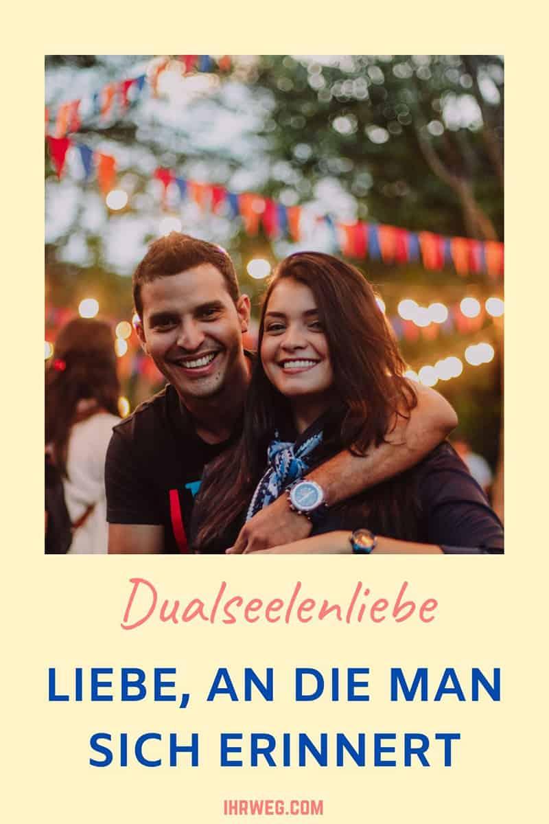 Dualseelenliebe – Liebe, An Die Man Sich Erinnert