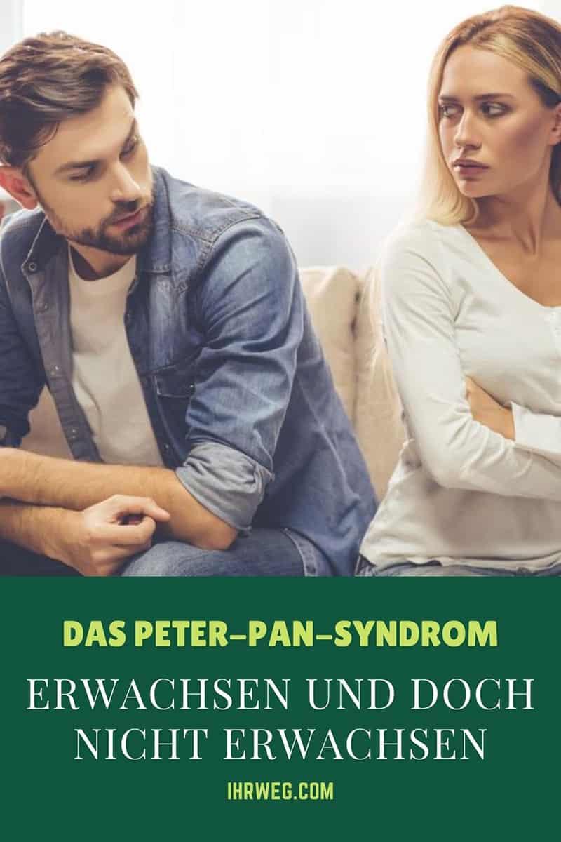 Das Peter-Pan-Syndrom – Erwachsen Und Doch Nicht Erwachsen