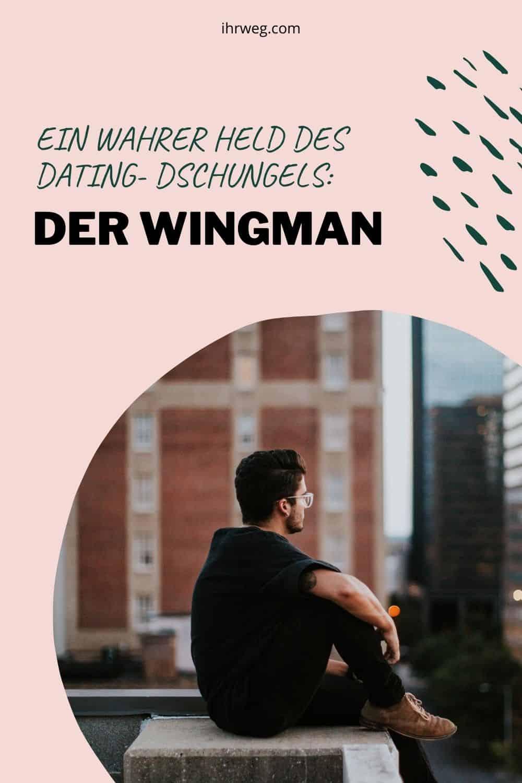 Ein Wahrer Held Des Dating- Dschungels Der Wingman
