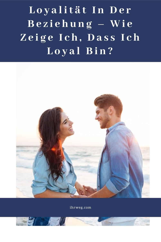 Loyalität Beziehung