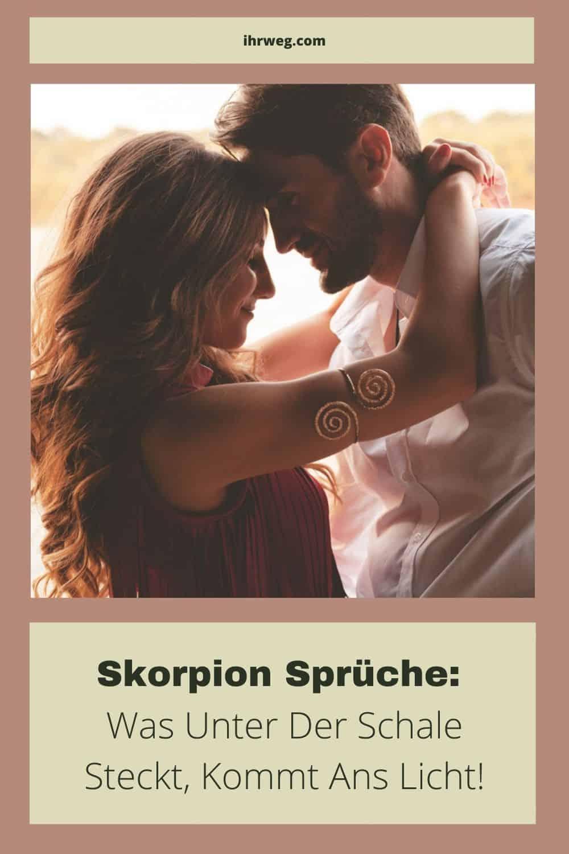 Skorpion Sprüche: Was Unter Der Schale Steckt, Kommt Ans Licht!