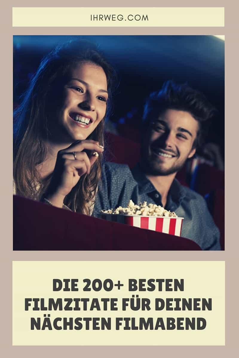 Die 200+ Besten Filmzitate Für Deinen Nächsten Filmabend