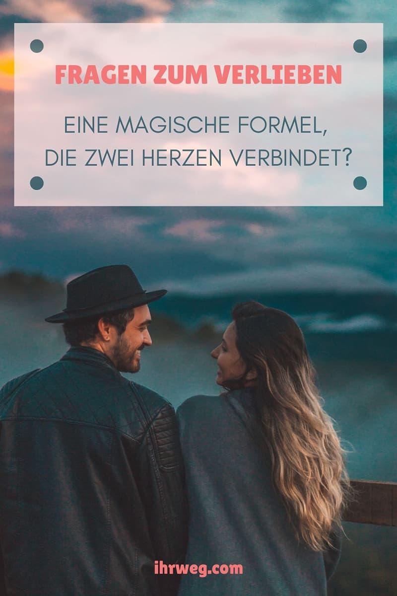 Fragen Zum Verlieben: Eine Magische Formel, Die Zwei Herzen Verbindet?