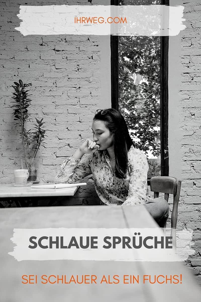 Schlaue Sprüche: Sei Schlauer Als Ein Fuchs!