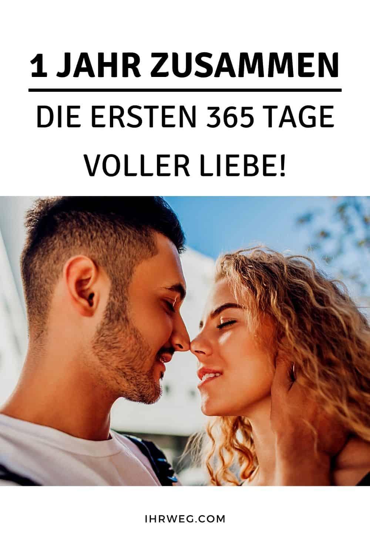 1 Jahr Zusammen – Die Ersten 365 Tage Voller Liebe!