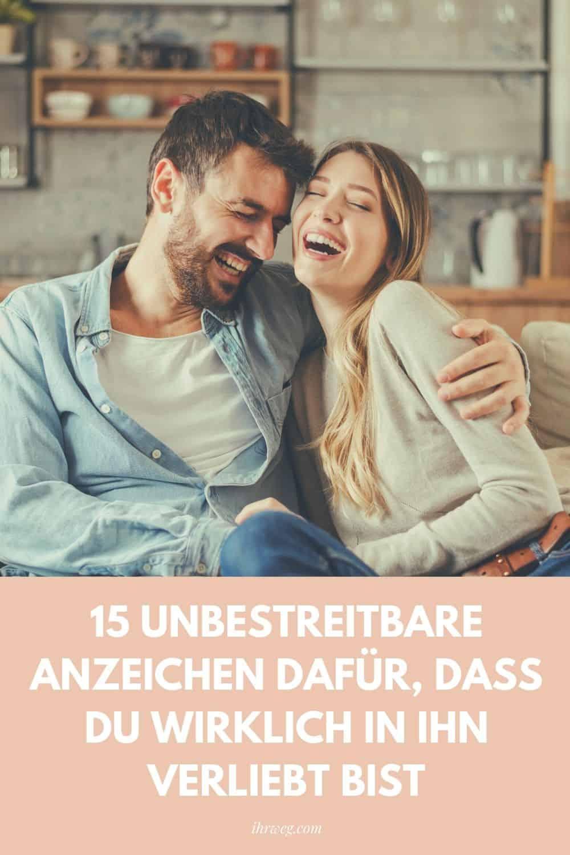 15 unbestreitbare Anzeichen dafür, dass du wirklich in ihn verliebt bist