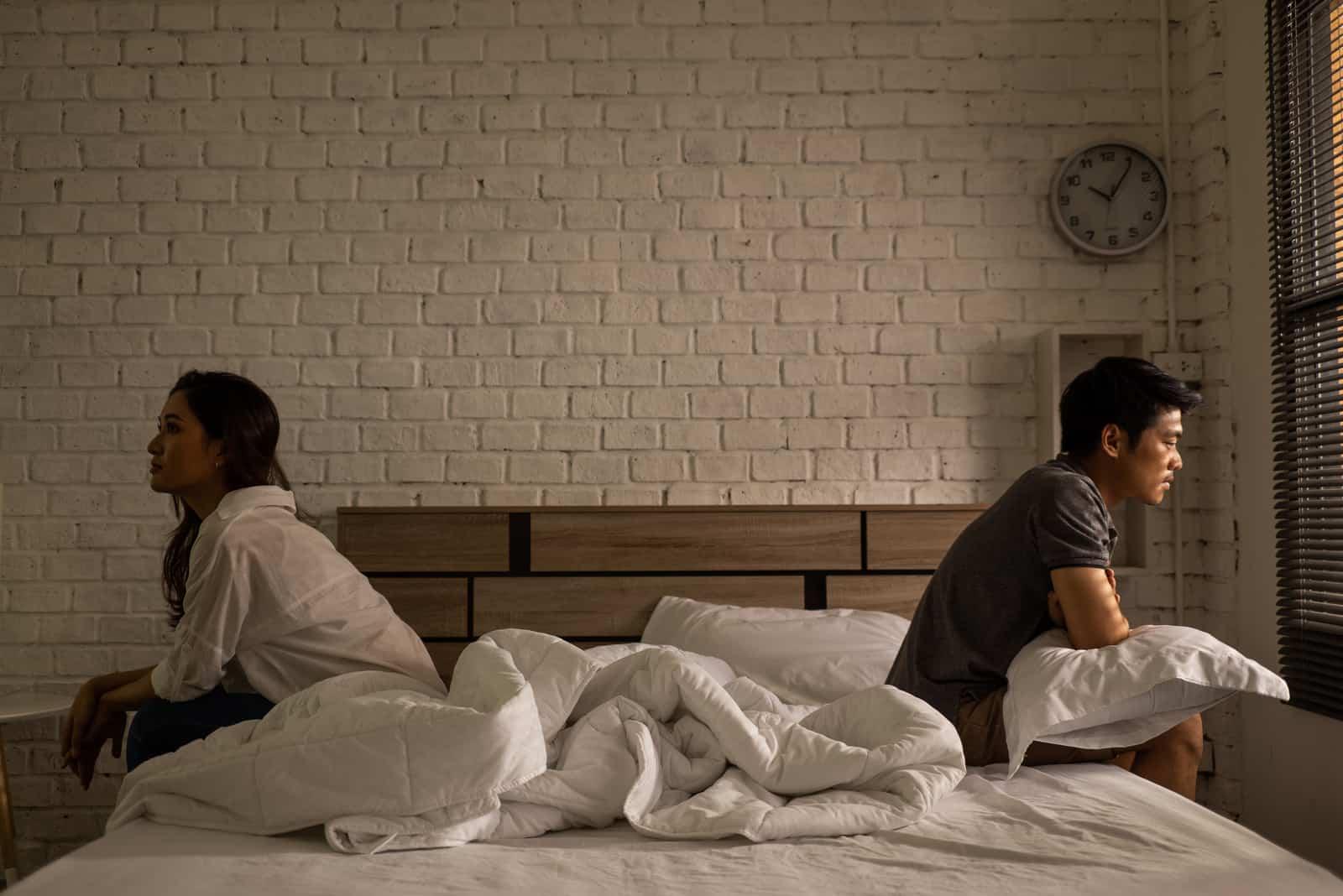 Ehe Kaputt Anzeichen