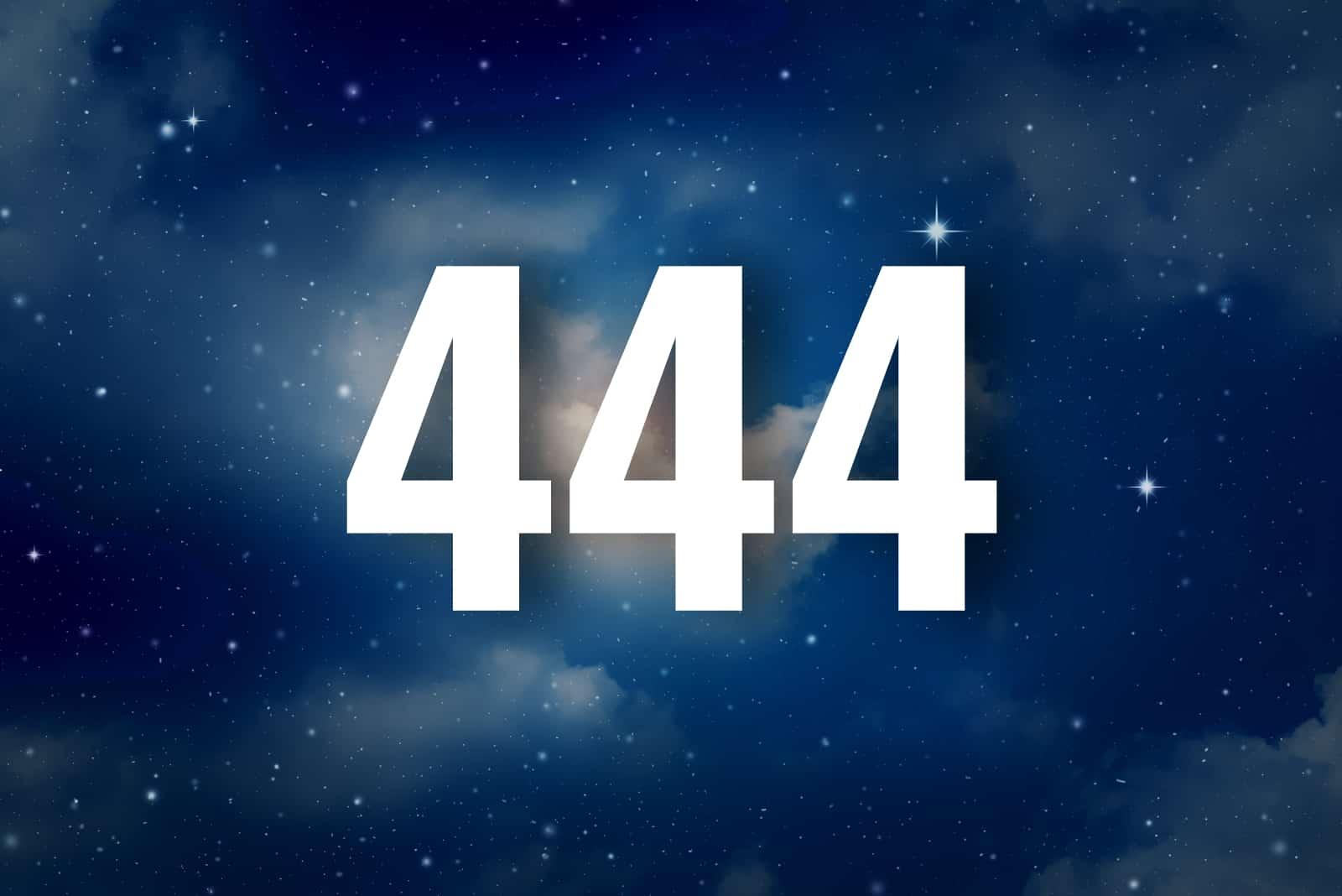 444 nummer