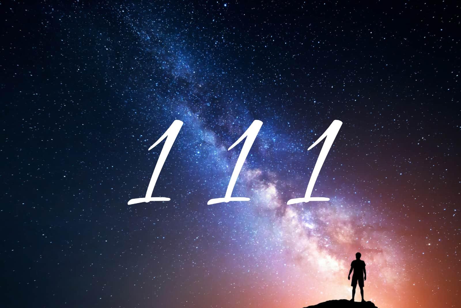 Die Zahl 111: Welche Bedeutung hat sie? Wir lüften das Mysterium!