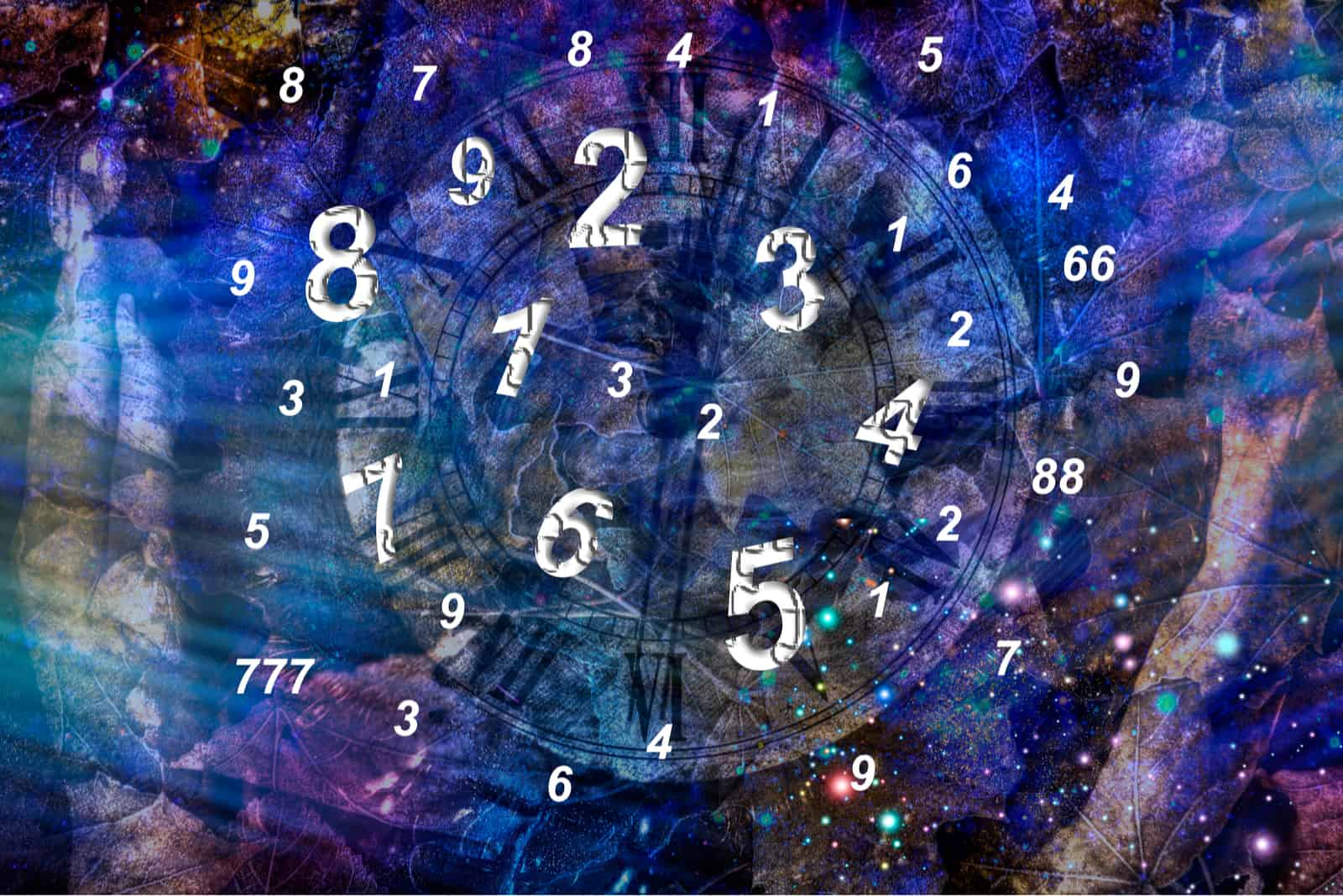 Magische Welt der Numerologie