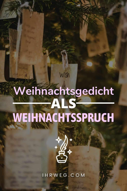weihnachtssprüche