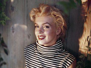 Porträt von Marilyn Monroe