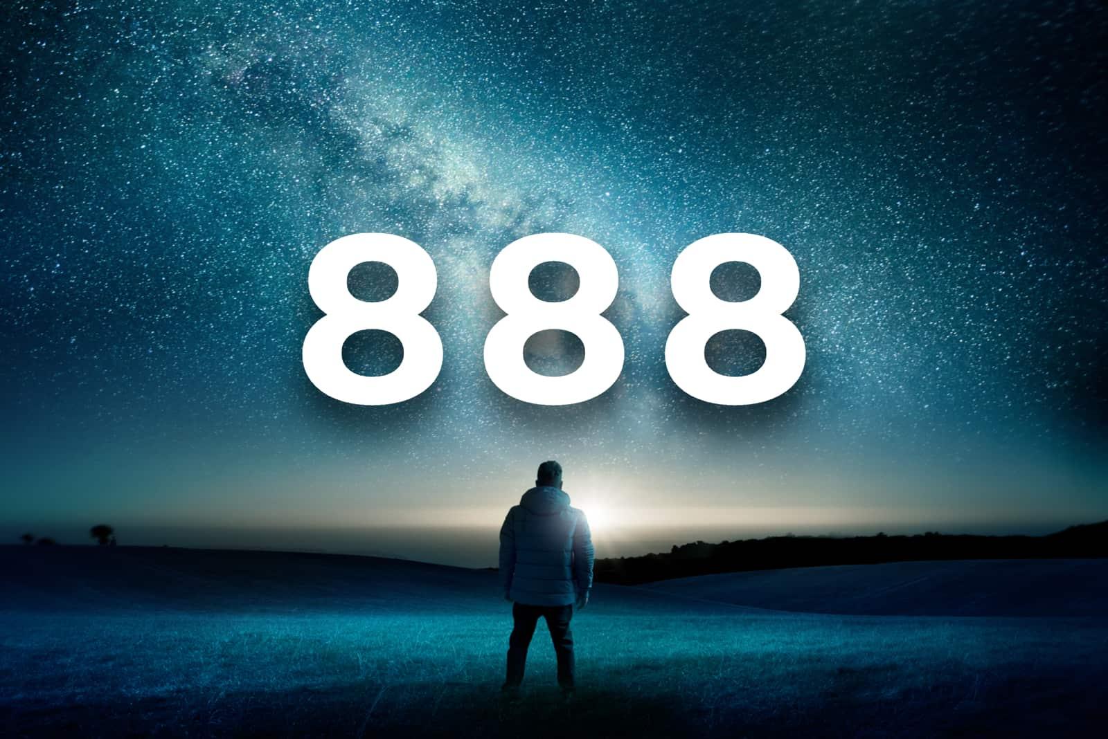 Milchstraße 888 nummer