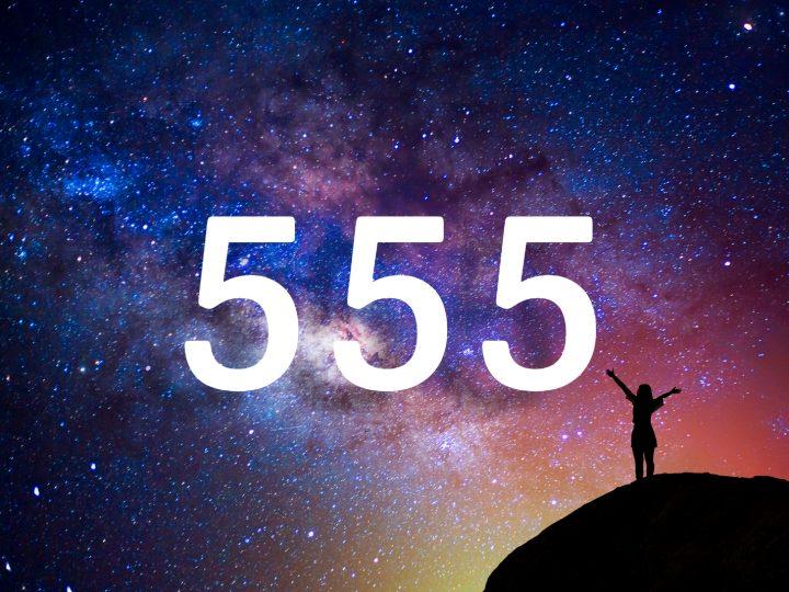 Numerologie enthüllt: Die Engelszahl 555 und ihre Bedeutung!
