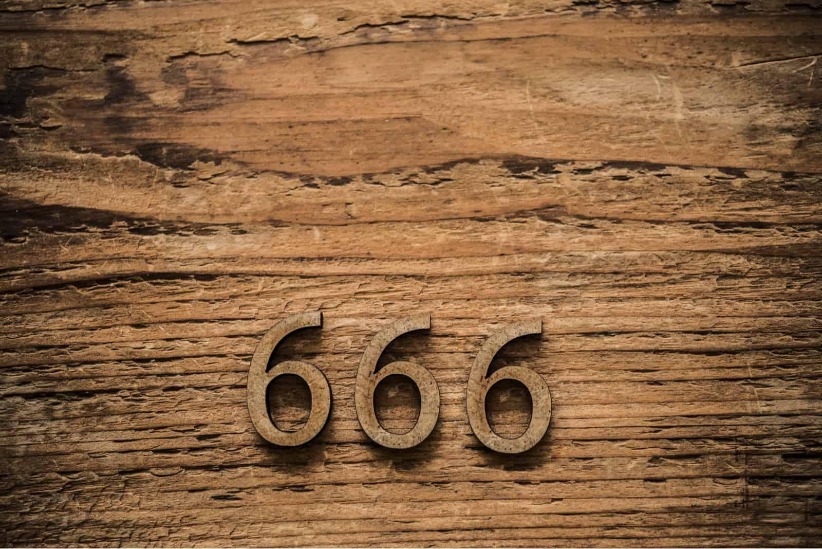 666 zahl bedeutung teufels des Rätsel um