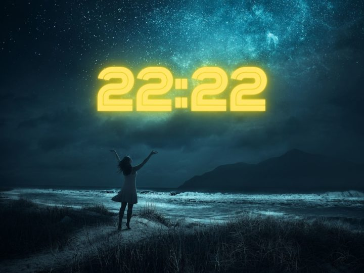 Die Bedeutung der Uhrzeit 22:22 – das Glück findet seinen Weg zu dir!
