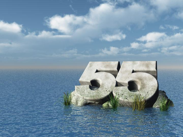 Engelszahl 55 Bedeutung: Die Veränderung klopft an deine Türe!