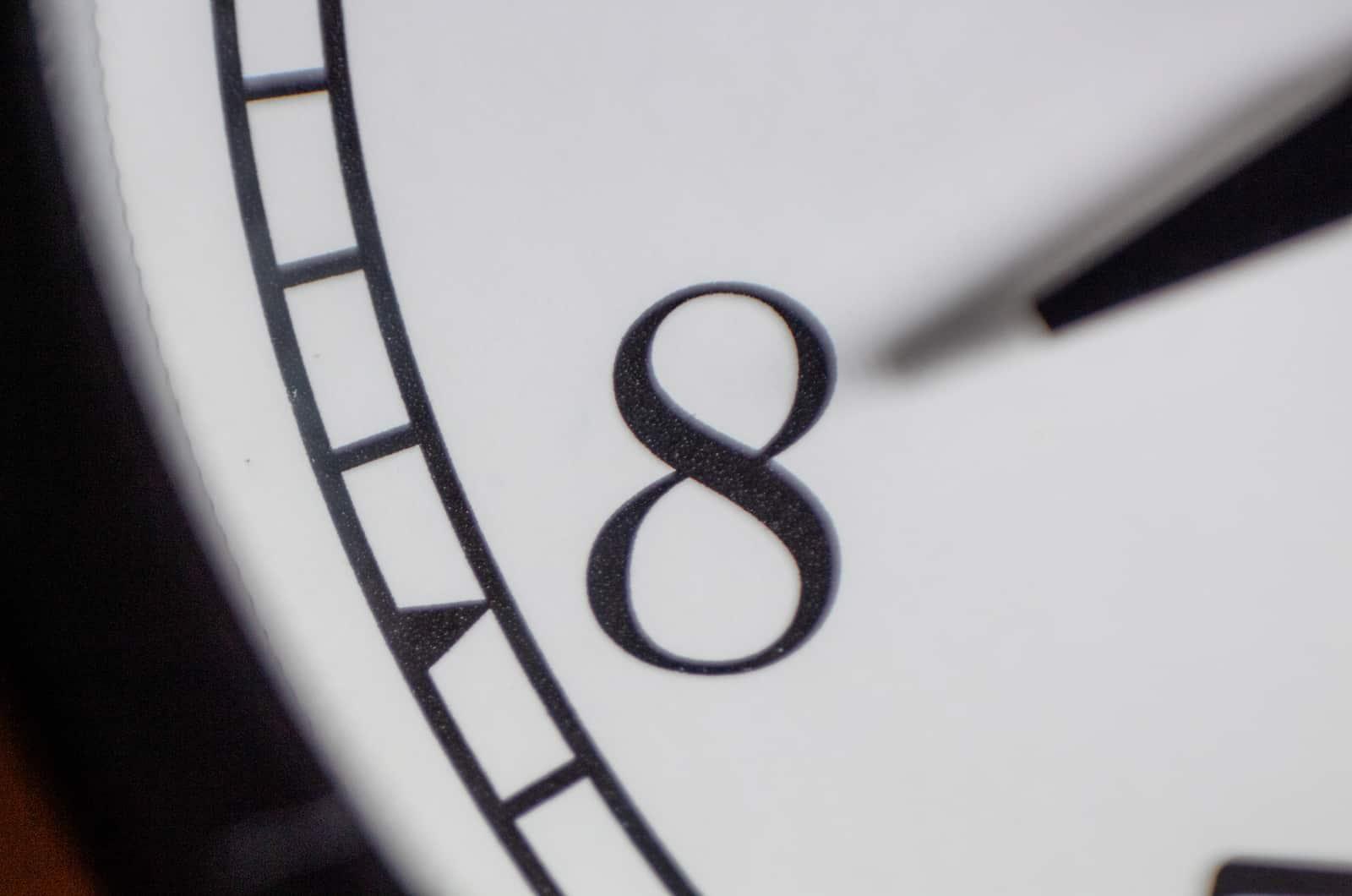 Lebenszahl 8